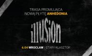 Illusion – koncert premierowy nowej płyty w Starym Klasztorze! (06.04.18)