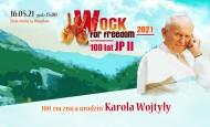 100 lat JP II – koncert z okazji 100. urodzin Karola Wojtyły! (16.05.21)