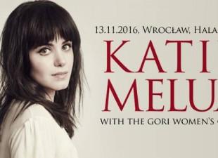 KATIE MELUA zaśpiewa we Wrocławiu! (13.11.16)
