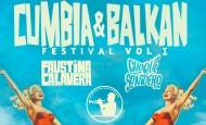 CUMBIA & BALKAN FEST vol.1 w Starym Klasztorze!(17.10.20)