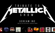 Metallica – world's no1 Tribute: Scream Inc. (UKR) (27.09.17)
