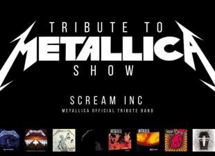 Metallica – world's no1 Tribute: Scream Inc. (UKR) (27.09.17)