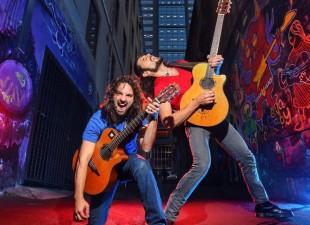 Opal Ocean – flamenco-rock na dwie gitary! (27.06.2019)