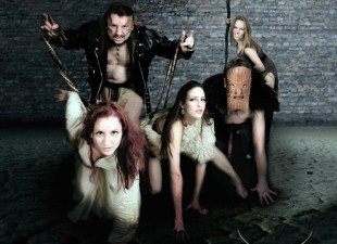 PERCIVAL SCHUTTENBACH – koncert na XV-lecie zespołu w Starym Klasztorze! (12.03.15)