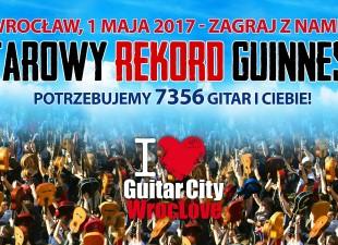 Zagraj z nami Gitarowe Przeboje Wszech Czasów! (06.04.17)