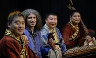SEDAA – fascynujące połączenie tradycyjnej muzyki Mongolii i Orientu w Starym Klasztorze! (27.04.14)