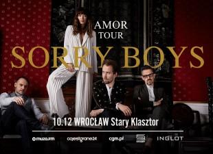 SORRY BOYS powracają! (10.12.17)