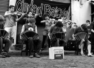 Orquesta Tipica Ciudad Baigón – argentyńskie tango z Buenos Aires w Starym Klasztorze! (01.10.17)