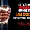 Ostatnia próba przed Rekordem – Gitarowe Przeboje na Jam Session! (29.04.17)